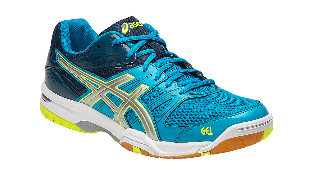 2ba1b00d5d827 Asics Gel Rocket 7 - Blue Jewel -